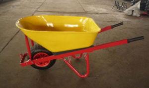 Heavy Duty Wheelbarrow with 16X6.50-8 Air Wheel pictures & photos