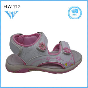 Most Popular Outdoor Brown Casual Children Kids Shoes Sandal Wholesale pictures & photos
