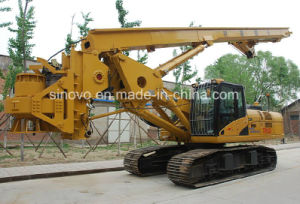 Foundation Pile TR160D Rotary Drilling Rig 60m depth 1800mm diameter pictures & photos