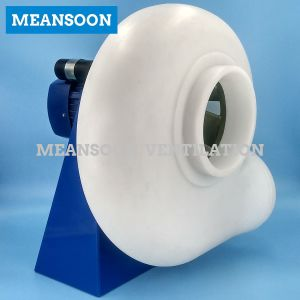 Fume Hood Plastic PP Anti Corrosive Radial Fan pictures & photos