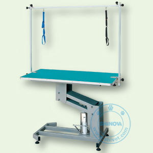 Hydraulic Lifting Beauty Table (BT-H705) pictures & photos