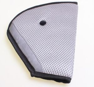 Mesh Fabric Car Safety Belt Protector