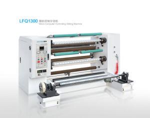 Plastic Film Slitting Machine, High Speed Slitting Machine, Plastic Roll Slitting Machine pictures & photos