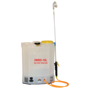 18L Knapsack Battery Sprayer /Electric Sprayer (3WBD-18L) pictures & photos
