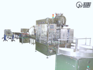 Automatic Liquid and Paste Filling Machine with Weighing-Type Filling pictures & photos