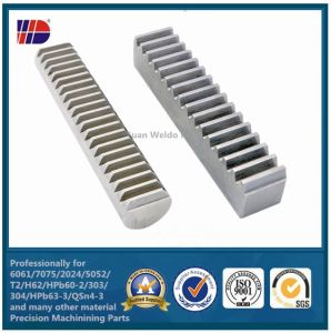 Stainless Steel, Aluminum, Metal Rack and Pinion Gears (WKC-108) pictures & photos