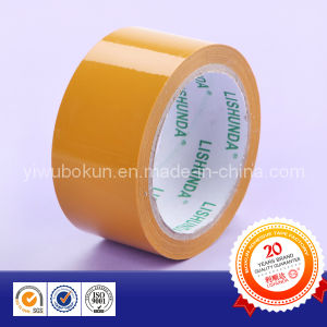Tan Adhesive Carton Sealing Tape pictures & photos
