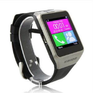 2016 Gv08 CE/RoHS GSM Android Smart Phone Watch for Samsung Huawei/ Sony/ HTC