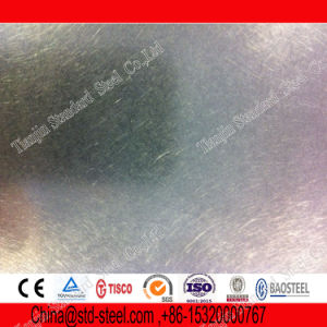 Grade 304 2f Finish Stainless Steel Sheet (202 304 316L 430) pictures & photos