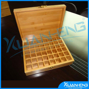Essential Oil Package Bamboo Box pictures & photos