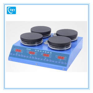 Large Power Multi-Position Stepless Speed Magnetic Stirrer pictures & photos