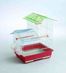 2017 New Products Luxury Parrot Metal Bird Cage E-0103 pictures & photos