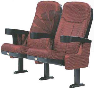 Cinema Seat Rocking Seat Auditorium Seat Stadium Seat (YB-S98Y) pictures & photos