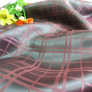 Polyester Jacquard Lining Apparel Lining pictures & photos