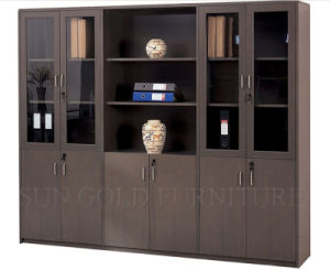 Best Selling High Quality MDF Bookcase (SZ-FC055) pictures & photos