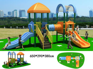 CE Approved, Kids Castle, Outdoor Play Equipmen (BH05701)