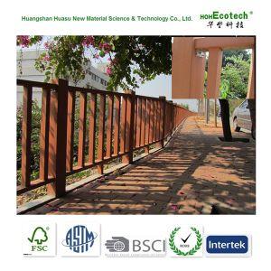 WPC Outdoor Railing/ Garden Railing pictures & photos