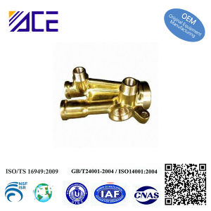 Supply Cheap High Quality Forging Brass Motorcycle Parts pictures & photos