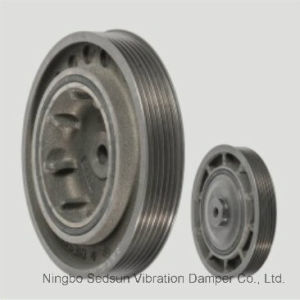Crankshaft Pulley / Torsional Vibration Damper for Renault 8200386446 pictures & photos