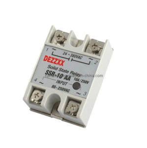 10A Solid State Relay SSR-10AA pictures & photos