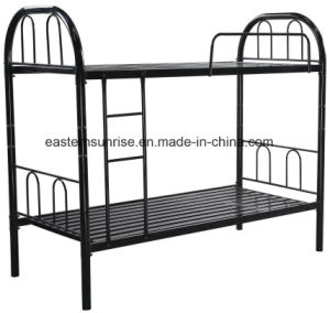 Cheap Metal Twin Bunk Sleeper Bed pictures & photos