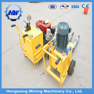 New Hydraulic Stone Splitter, Concrete Stone Breaker pictures & photos