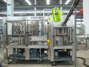Beer Cola Canning and Seaming Machine pictures & photos