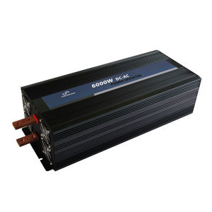 Intelligent Solar Power Inverter 24V 220V 6000W/6kw