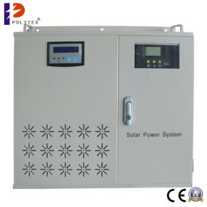 High Efficient 2000va Hybrid Solar Inverter with Battery pictures & photos