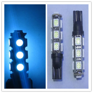 T10 LED Car Signal Light Turn Light 13LEDs 5050 SMD