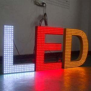More Color Light-Emitting Word pictures & photos