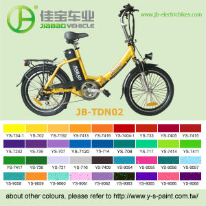 New Products Electric Bike with 8fun Motor for 2014 (TDN02Z) pictures & photos