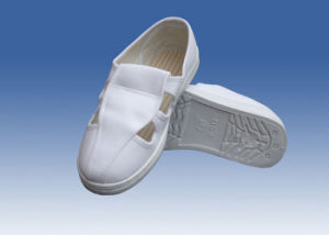 Clean Room PVC Anti-Static Shoes pictures & photos