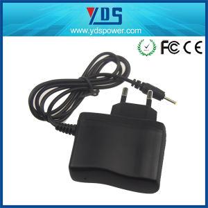 EU Wall Plug Adapter 5V 0.5A 2.5*0.7 pictures & photos