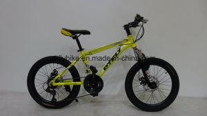 20inch Steel MTB Bicycle, Kid′s Bike, 21speed, Shimano Derailleur pictures & photos