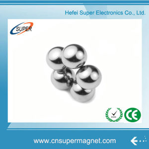 Permanent Strong Neodymium Magnetic Balls pictures & photos