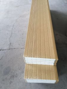 Decorative Facade Panel for Prefab House/Insulated Aluminum Foam Wall Panel pictures & photos