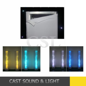 Cheap Customize Elastic Fabric Truss Cover for Aluminum Truss pictures & photos