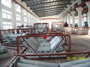 Carrier Self Aligning Roller Group for Belt Conveyor Zds-S-3 pictures & photos