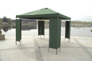 Steel Gazebo for Garden (G1063) pictures & photos