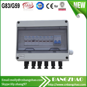 5 Strings Outdoor Box- Wall Mounted DC Combiner Box with Mc4 Connector pictures & photos