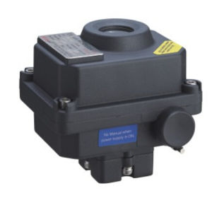 Hl-Zxex Motorized Threaded Ball Valve pictures & photos