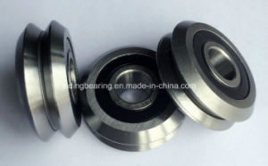 Good Quality V Groove U Groove W Groove Track Roller Bearing W4 W4X pictures & photos