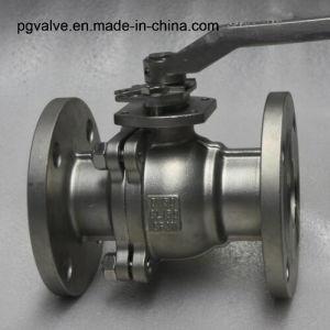 Flange CF8 150lb Ball Valve