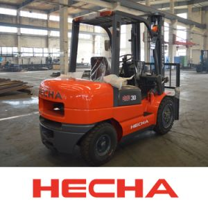 3 Ton Diesel Forklift Truck (FD30T-HGK3) pictures & photos