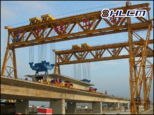 Precast Gantry Crane (HLCM-16) with SGS pictures & photos