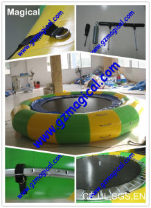 Inflatable Circle Trampoline Inflatable Water Trampoline Inflatable Trampoline (MIC-460) pictures & photos