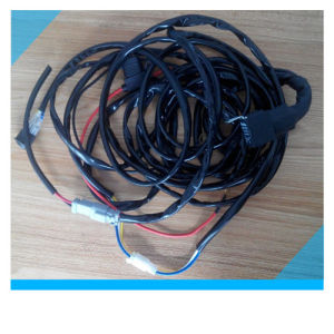 Factory Custom 180W LED Light Wiring Harness with Switch pictures & photos