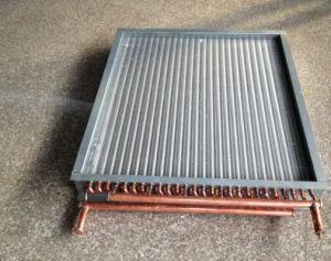 Water- to Air Copper Heat Exchanger, Copper Condenser pictures & photos