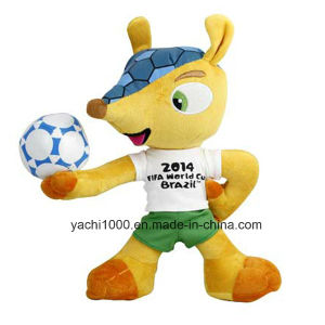 Custom Stuffed Plush Mascot pictures & photos